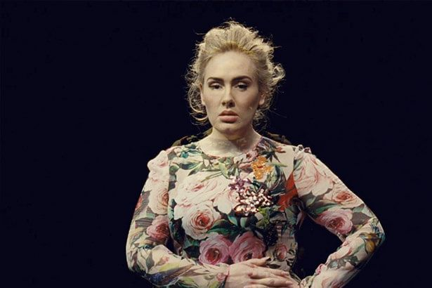Imagem: Adele lança novo clipe durante Billboard Music Awards 2016 - Billboard Music Awards