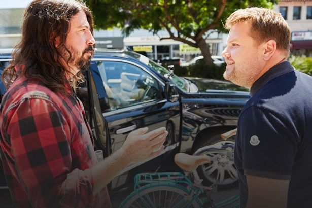 Imagem: Foo Fighters participa do Carpool Karaoke; confira - foofighters