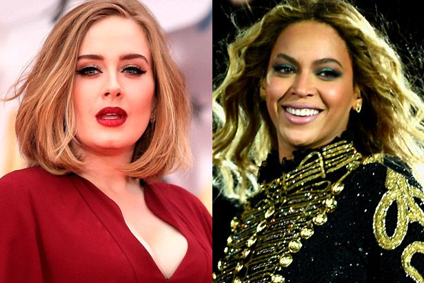 Imagem: Beyoncé e Adele entre as indicadas do Billboard Music Awards 2017 - Billboard Music Awards