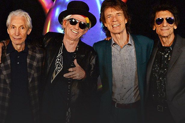"Imagem: ""She's a Rainbow"", do Rolling Stones, ganha lyric video - lyricvideo"