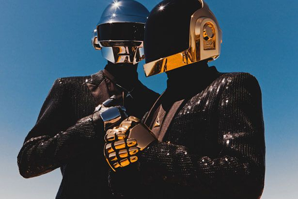 Imagem: Ouça remix do Daft Punk para N.E.R.D, de Pharrell Williams - Daft Punk