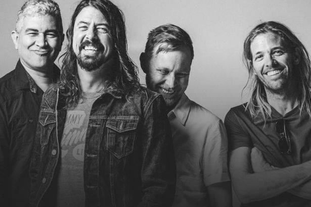 "Imagem: Ouça ""The Line"", inédita do Foo Fighters - foofighters"