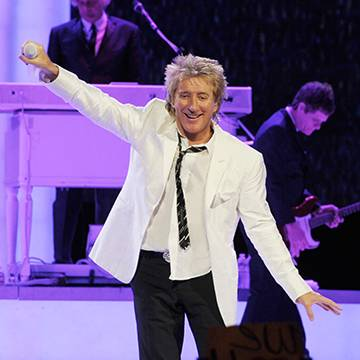 Imagem: Rod Stewart se reunirá ao antigo grupo The Faces - rod stewart