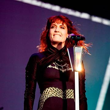 Imagem: Florence + The Machine tocará no Apple Music Festival