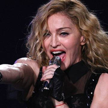 "Imagem: Madonna terá comediante de stand up na abertura de ""Rebel Heart World Tour"""