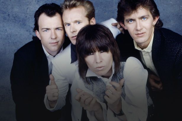 Imagem: The Pretenders estará nos shows do Phil Collins no Brasil