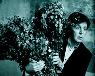 "Imagem: ""Kisses on the bottom"": nome do novo cd de Paul McCartney"