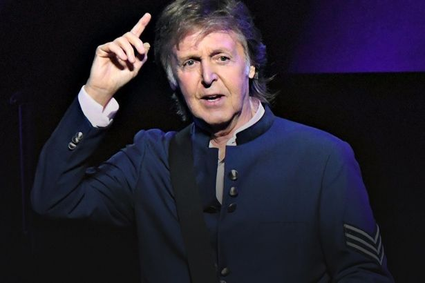 Imagem: Paul McCartney participa de tributo aos Beatles com integrantes do Muse - muse