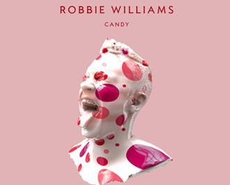 Imagem: Novo single de Robbie Williams na Antena 1