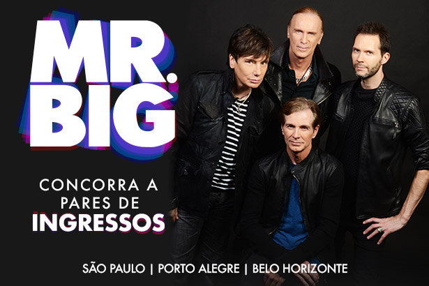 Imagem: Shows Mr. Big
