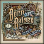Background Album Born and Raised