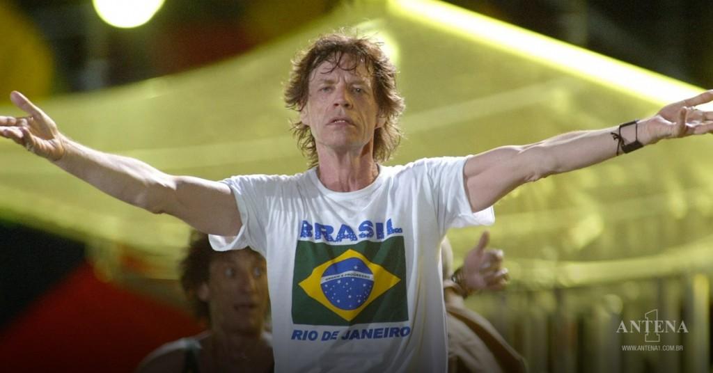 Placeholder - loading - Mick Jagger em apresentação no Brasil