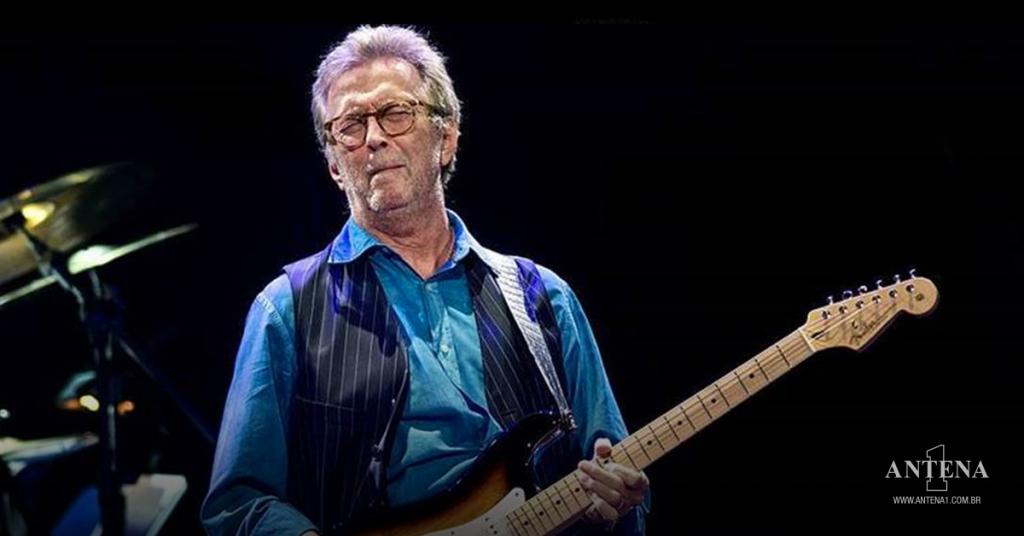 Placeholder - loading - Eric Clapton ao vivo em Düsseldorf – Photoshoot/Divulgação