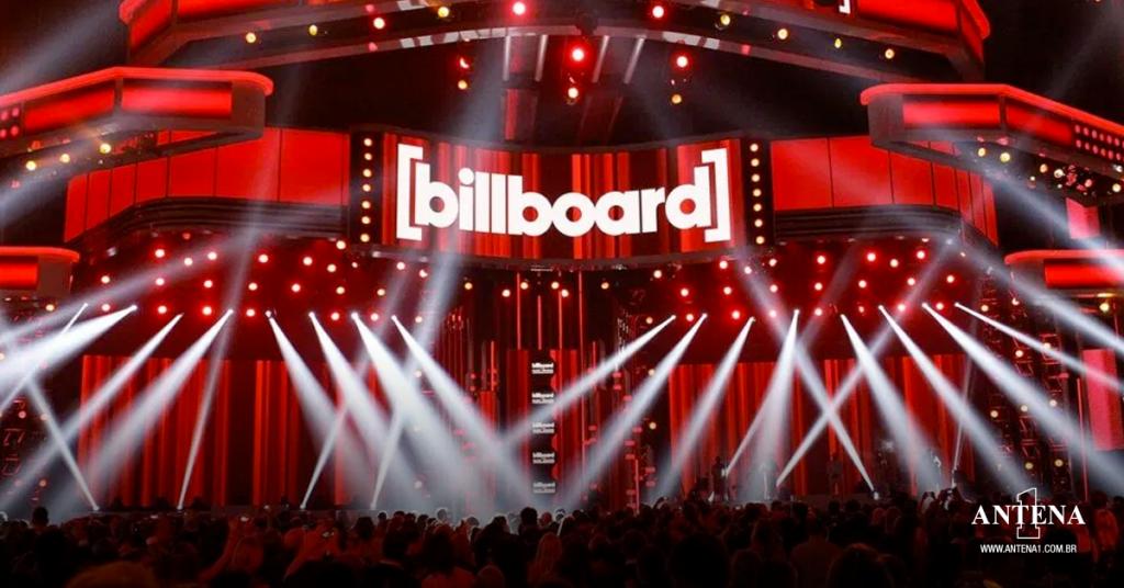 Placeholder - loading - Billboard – Palco da Billboard 2021 – Foto/Divulgação