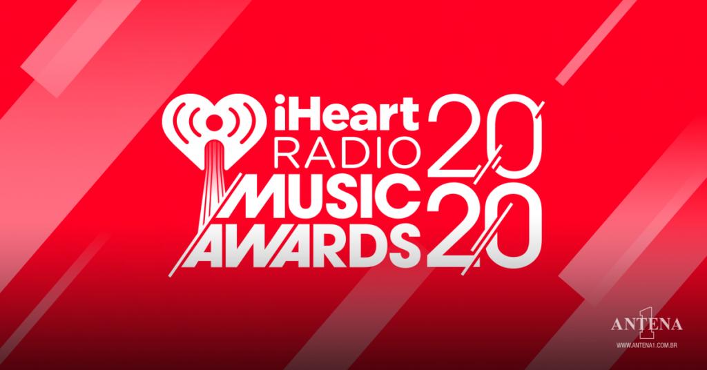 Placeholder - loading - Logo iHeartRadio Music Awards 2021 – Foto/Divulgação