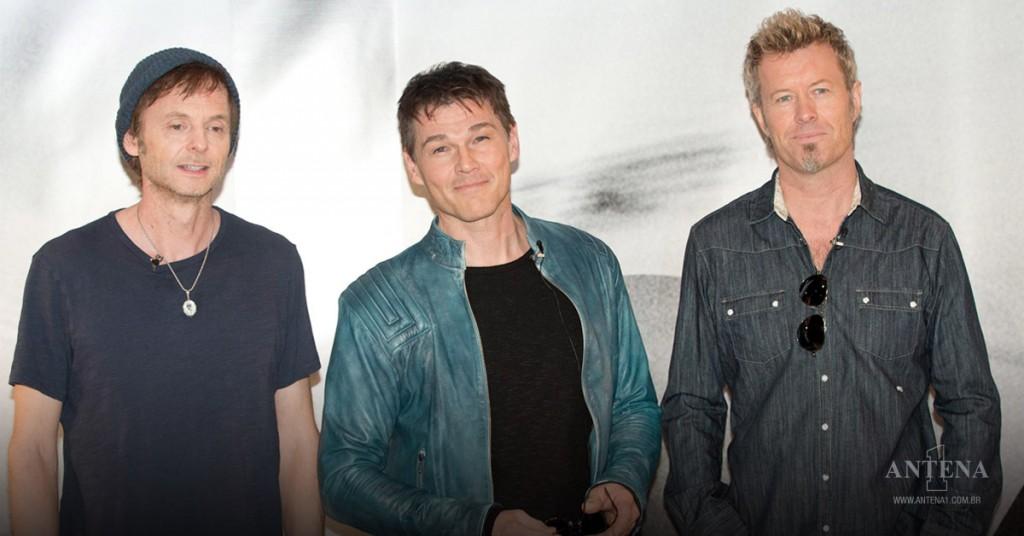 Placeholder - loading - O grupo norueguês A-ha vem ao Brasil em setembro/Divulgação