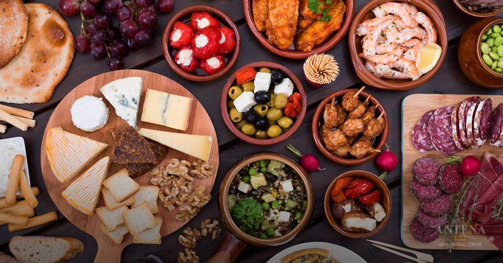 Placeholder - loading - Dieta Mediterrânea pode ser muito boa, especialmente, para diabéticos. Crédito da imagem: iStock