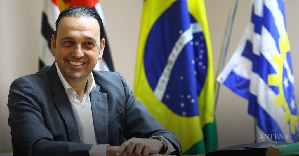 Placeholder - loading - Prefeito de São José dos Campos, Felicio Ramuth ANTENA1/Divulgação