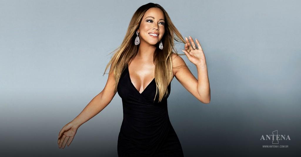 Placeholder - loading - Mariah Carey em fundo cinza