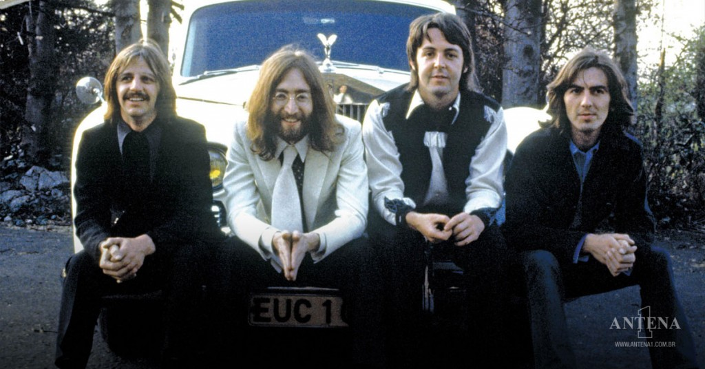 Placeholder - loading - Beatles em fundo característico