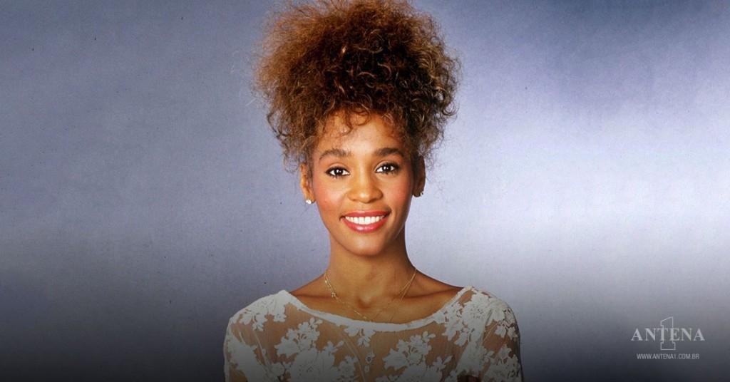 Placeholder - loading - Whitney Houston em fundo cinza