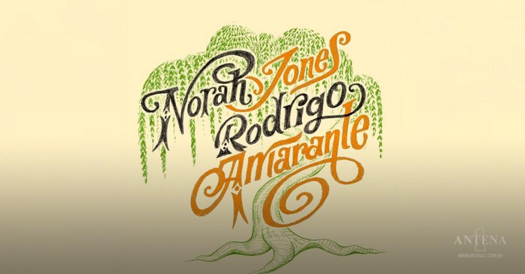 Placeholder - loading - Capa dos singles de Norah Jones com Rodrigo Amarante ANTENA1/divulgação