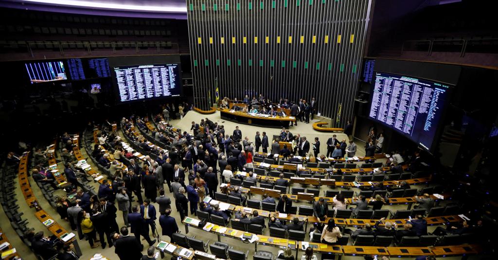 Placeholder - loading - Plenário da Câmara dos Deputados 09/07/2019 REUTERS/Adriano Machado