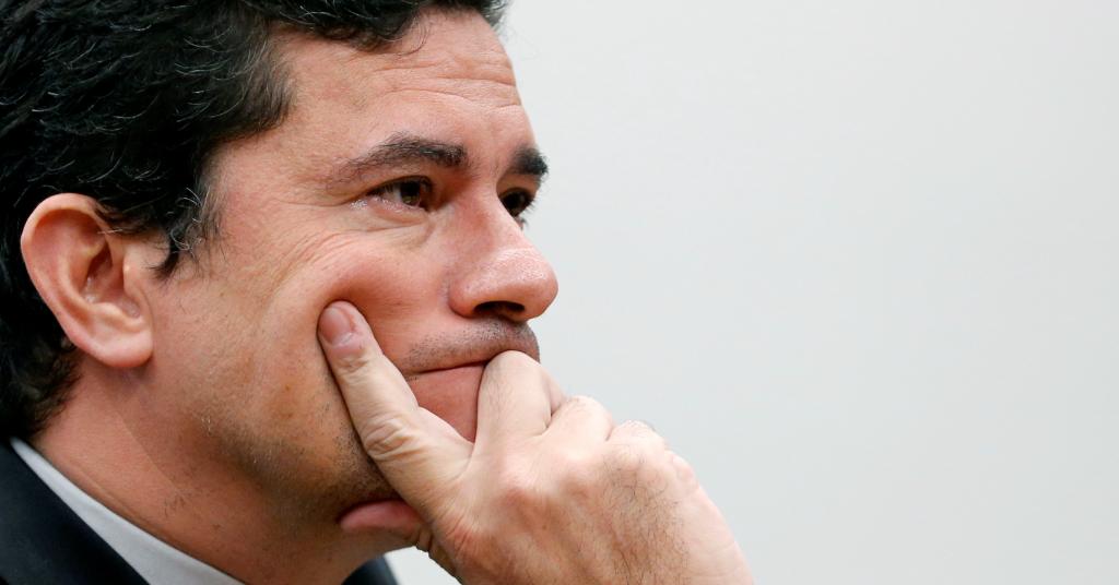 Placeholder - loading - Moro, em sessão no Congresso 8/5/2019 REUTERS/Adriano Machado