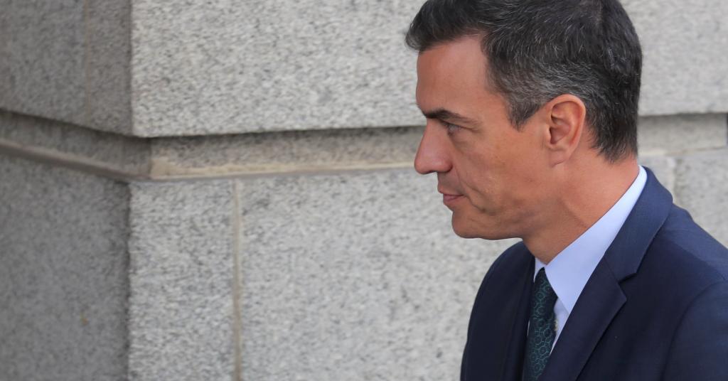 Placeholder - loading - Primeiro-ministro interino espanho, Pedro Sánchez 25/07/2019 REUTERS/Sergio Perez
