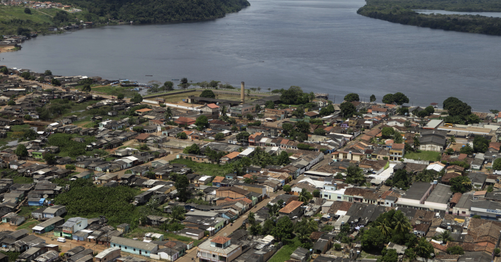 Placeholder - loading - Vista aérea de Altamira. Pará  29/04/2010 REUTERS/Ricardo Moraes