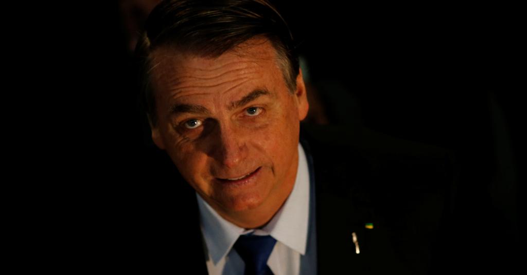 Placeholder - loading - Presidente Jair Bolsonaro 10/07/2019 REUTERS/Adriano Machado