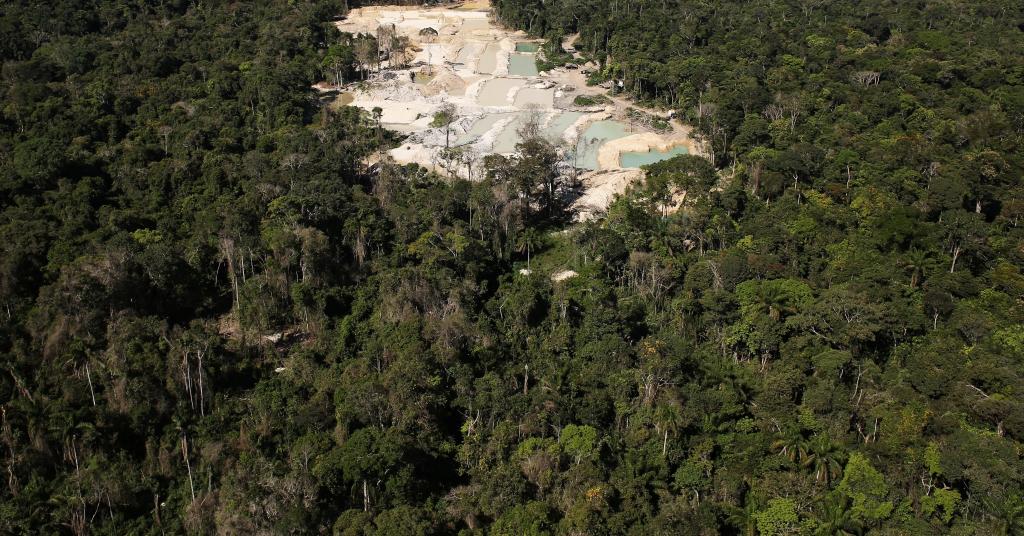 Placeholder - loading - Área desmatada da floresta amazônica perto de Castelo dos Sonhos, no Pará 22/06/2013 REUTERS/Nacho Doce