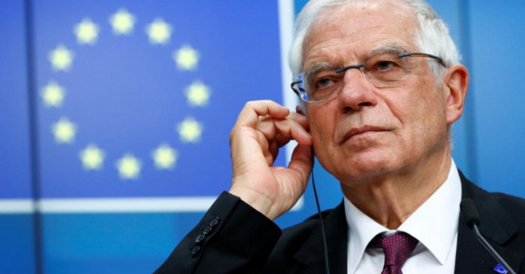 Placeholder - loading - Encarregado de Relações Exteriores da UE, Josep Borrell, dá entrevista após reunião chanceleres do bloco em Bruxelas 10/01/2020 REUTERS/Francois Lenoir