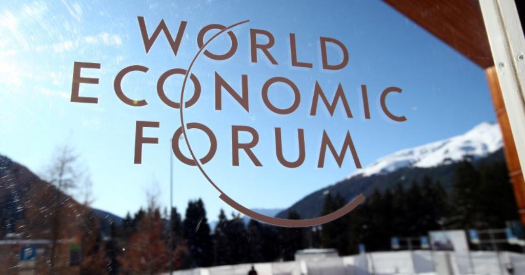 Placeholder - loading - Logo do Fórum Econômico Mundial em Davos 20/01/2020 REUTERS/Denis Balibouse