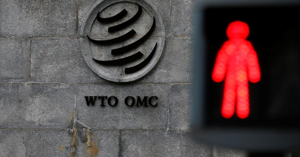 Placeholder - loading - Fachada da sede da OMC, em Genebra 09/12/2019 REUTERS/Denis Balibouse