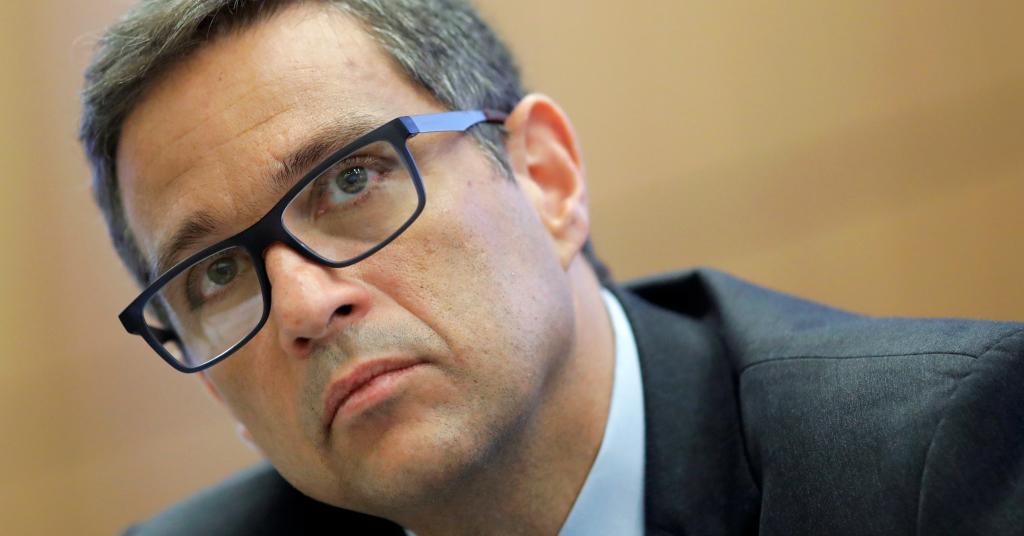Placeholder - loading - Presidente do BC, Roberto Campos Neto 09/01/2020 REUTERS/Adriano Machado