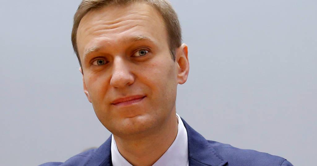 Placeholder - loading - Alexei Navalny em Estrasburgo 15/11/2018 REUTERS/Vincent Kessler