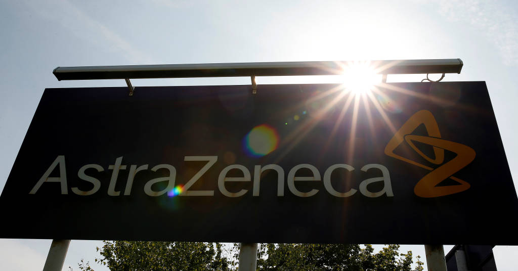 Placeholder - loading - Logo da AstraZeneca em Macclesfield, na Inglaterra 19/05/2014 REUTERS/Phil Noble