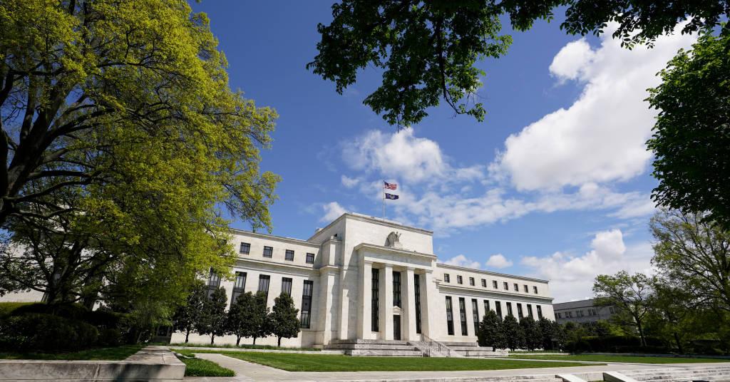 Placeholder - loading - Sede do Federal Reserve em Washington. REUTERS/Kevin Lamarque/File Photo