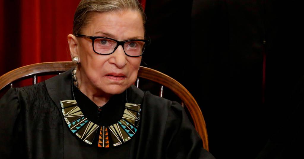 Placeholder - loading - Juíza Ruth Bader Ginsburg  01/06/2017 REUTERS/Jonathan Ernst