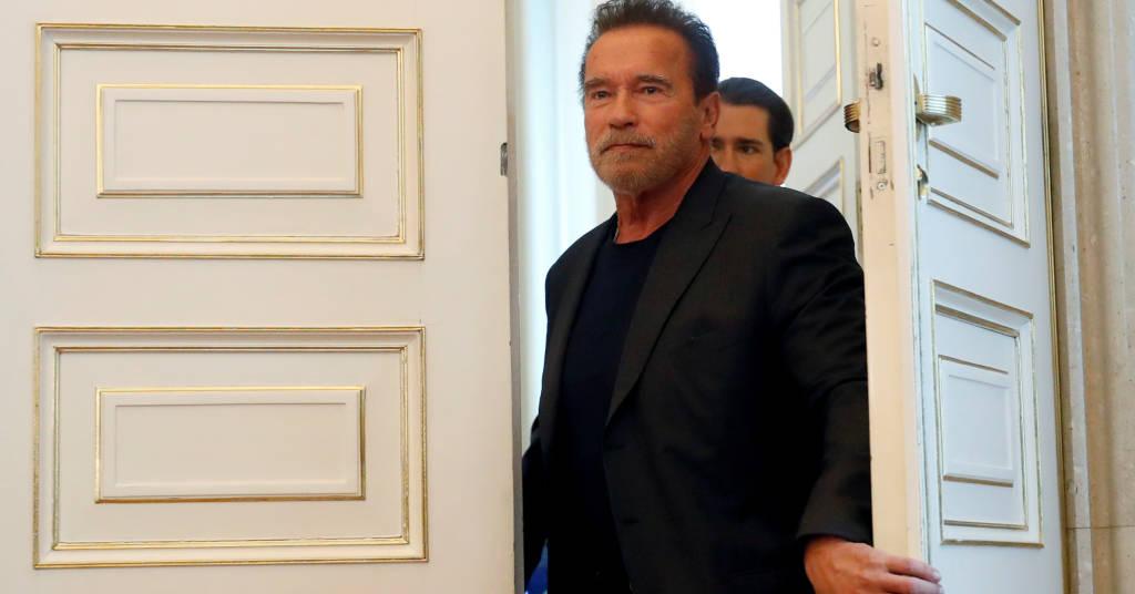 Placeholder - loading - Arnold Schwarzenegger em Viena 28/01/2020 REUTERS/Leonhard Foeger