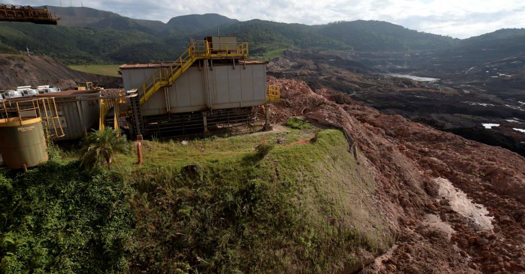 Placeholder - loading - Local do rompimento de barragem da Vale em Brumadinho (MG)  13/02/2019 REUTERS/Washington Alves