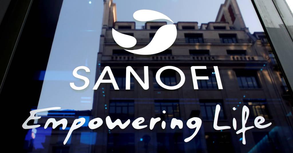Placeholder - loading - Logo da Sanofi em Paris 06/02/2020 REUTERS/Benoit Tessier