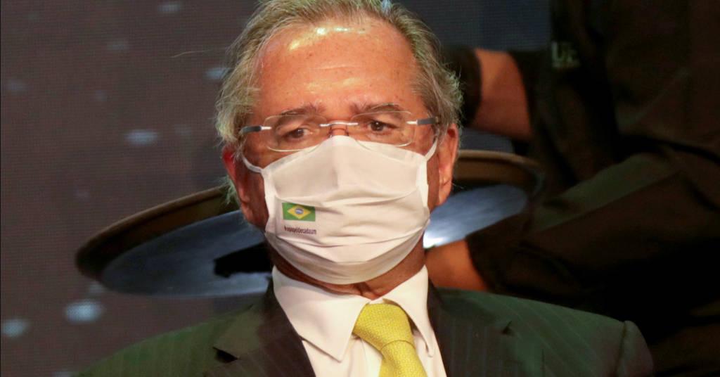 Placeholder - loading - Ministro da Economia, Paulo Guedes. REUTERS/Ueslei Marcelino