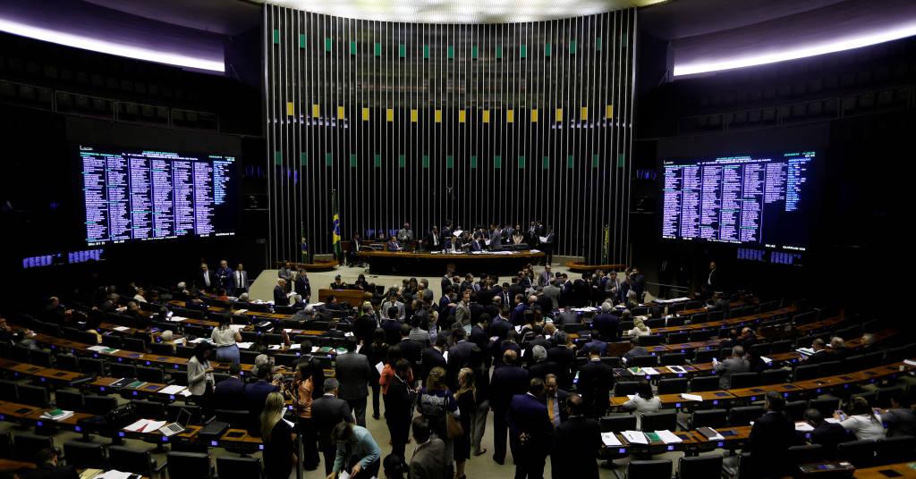 Placeholder - loading - Plenário da  Câmara dos Deputados 02/04/2019 REUTERS/Adriano Machado