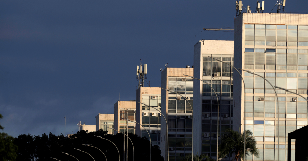 Placeholder - loading - Esplanada do ministérios em Brasília 21/4/2020 REUTERS/Ueslei Marcelino