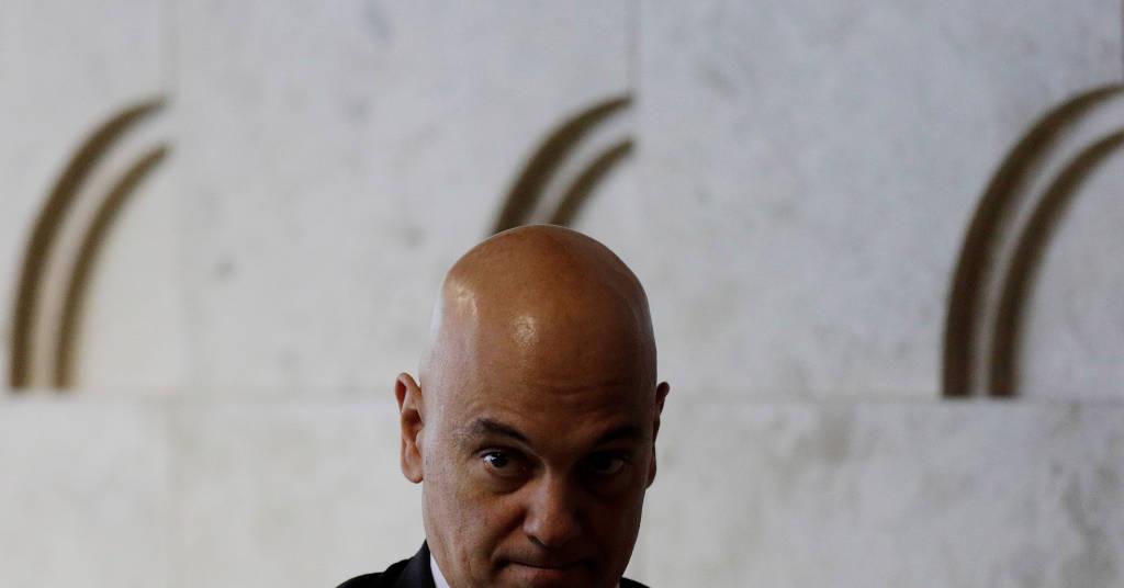 Placeholder - loading - Ministro do STF Alexandre de Moraes 22/06/2017 REUTERS/Ueslei Marcelino