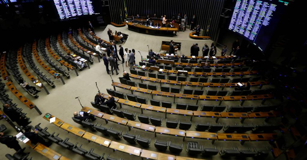 Placeholder - loading - Plenário da Câmara dos Deputados 25/10/2017 REUTERS/Adriano Machado