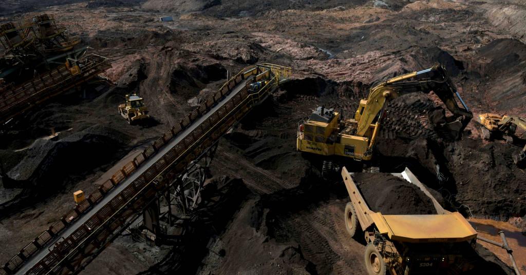 Placeholder - loading - Área de colapso de mina da Vale em Brumadinho (MG)  13/02/2019 REUTERS/Washington Alves