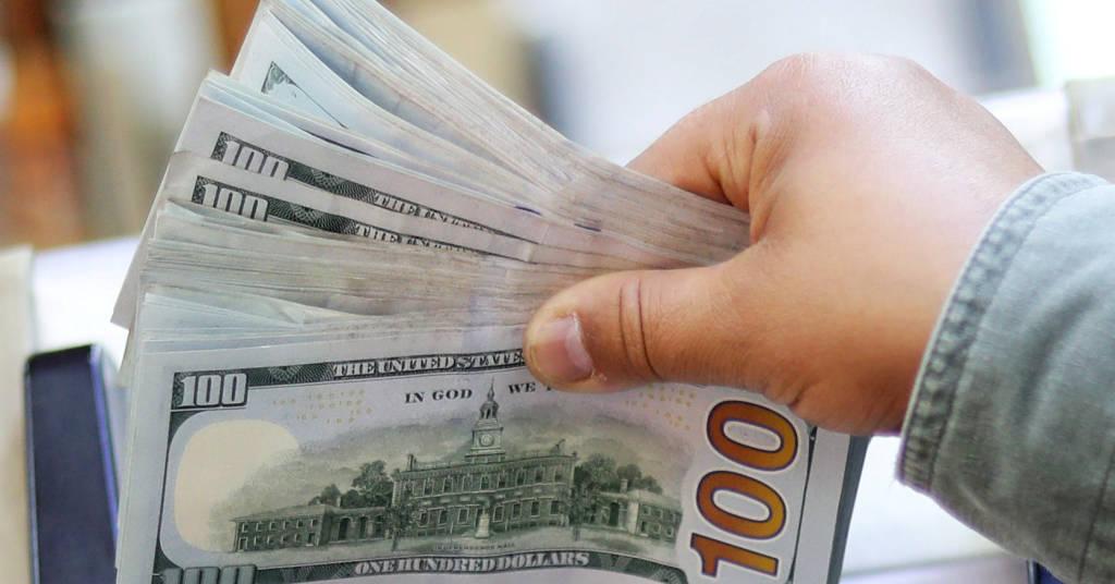 Placeholder - loading - Notas de dólar  20/3/2019 REUTERS/Mohamed Abd El Ghany